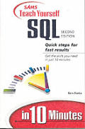 Teach Yourself SQL In 10 Minutes 2nd Edition
