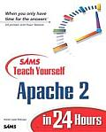 Sams Teach Yourself Apache in 24 Hours Cover