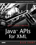 Java APIs for XML Kick Start