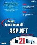 Teach Yourself Asp.net in 21 Days 2ND Edition