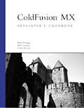 Coldfusion MX: Developer's Cookbook
