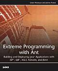Extreme Programming with Ant Building & Deploying Java Applications with JSP Ejb XSLT Xdoclet & Junit