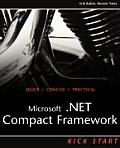 Microsoft .Net Compact Framework (Kick Start) Cover