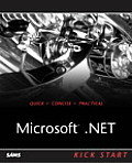Microsoft .Net Kick Start Cover