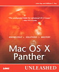 Mac OS X Panther Unleashed