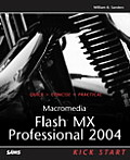 Macromedia Flash MX Professional 2004 Kick Start Cover