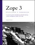 Zope Developers Handbook