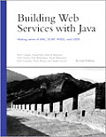 Building Web Services With Java 2ND Edition Cover
