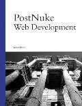 Postnuke Content Management Cover