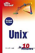 Sams Teach Yourself Unix in 10 Minut 2ND Edition