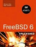 Freebsd 6 Unleashed Cover