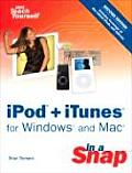 Ipod + Itunes For Windows & Mac In A 2nd Edition