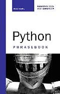 Python Phrasebook Essential Code & Commands