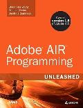 Adobe Air Programming Unleashed (Unleashed) Cover