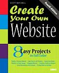 Create Your Own Website (Create Your Own)