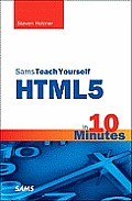 Sams Teach Yourself HTML5 in 10 Minutes (5TH 11 Edition)