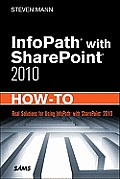 Infopath with Sharepoint 2010 How-To (How-To) Cover