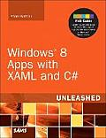 Windows 8 Apps with Xaml and C# Unleashed (Unleashed) Cover