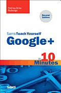 Sams Teach Yourself Google+ in 10 Minutes (Sams Teach Yourself...in 10 Minutes) Cover