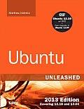 Ubuntu Unleashed 2013 Edition Covering 12.10 & 13.04