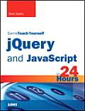 Sams Teach Yourself jQuery & JavaScript in 24 Hours