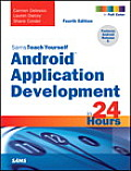 Android Application Development in 24 Hours, Sams Teach Yourself (Sams Teach Yourself)