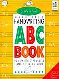 Dnealian Handwriting ABC Book