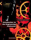 Introduction To the Engineering Profession (2ND 95 Edition)