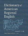 Dictionary of American Regional English Volume 4 P to Sk