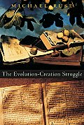 The Evolution-Creation Struggle Cover