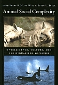 Animal Social Complexity Intelligence