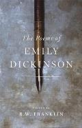 Poems of Emily Dickinson Reading Edition Cover