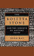 The Rosetta Stone and the Rebirth of Ancient Egypt (Wonders of the World) Cover