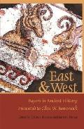 Loeb Classical Library #014: East & West: Papers in Ancient History Presented to Glen W. Bowersock Cover