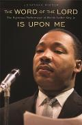 The Word of the Lord Is Upon Me: The Righteous Performance of Martin Luther King, Jr. Cover