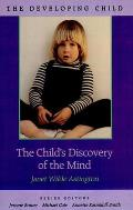 The Child's Discovery of the Mind (Developing Child) Cover