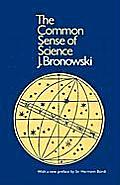 The Common Sense of Science (Harvard Paperbacks) Cover