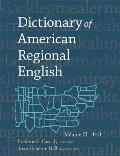 Dictionary of American Regional English Volume 3 I to O