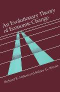 An Evolutionary Theory of Economic Change (Belknap Press) Cover