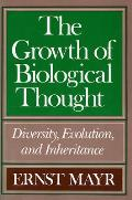 Growth of Biological Thought Diversity Evolution & Inheritance