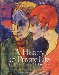 History of Private Life Riddles of Identity in Modern Times Volume V
