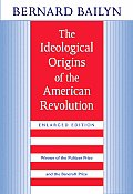 Ideological Origins of the American Revolution (Rev 92 Edition) Cover
