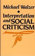Interpretation & Social Criticism