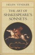 Art Of Shakespeares Sonnets