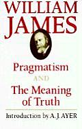 Pragmatism and the Meaning of Truth Cover
