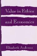 Value In Ethics & Economics