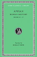 Loeb Classical Library #003: Roman History: Volume II. Books 8.2-12 Cover