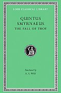 Loeb Classical Library #019: The Fall of Troy Cover
