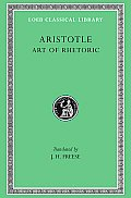 Aristotle Art of Rhetoric (26 Edition) Cover