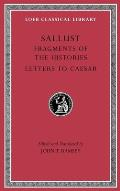 Loeb Classical Library #522: Fragments of the Histories. Letters to Caesar
